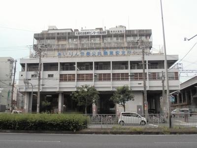 あいりん労働公共安定所3.JPG